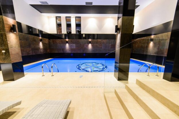 Kurophold Polen Arena Hotel Spa & Wellness Generała De Gaulle'a 8