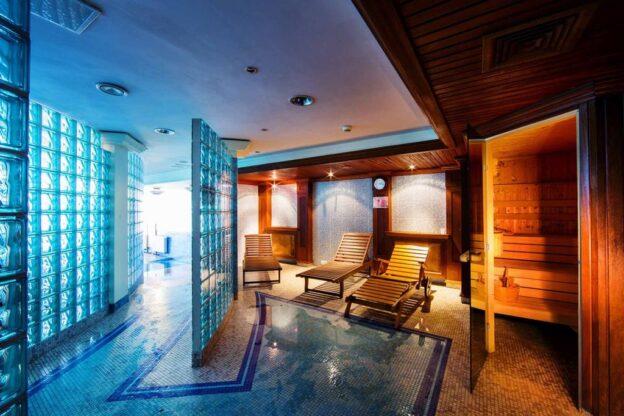 Kurophold Polen Hotel Haffner Haffnera 59